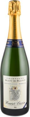 Champagne Henriet-Bazin 'Blanc de Blancs' Premier Cru Brut