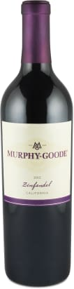 Murphy-Goode Zinfandel California 2012