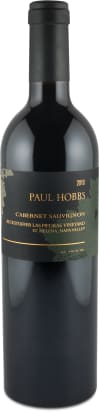 Paul Hobbs Cabernet Sauvignon 'Beckstoffer Las Piedras Vineyard' 2010