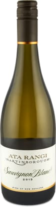 Ata Rangi Sauvignon Blanc Martinborough 2015