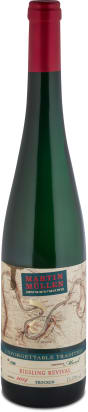 Martin Müllen Riesling trocken Revival 'Unforgettable Tradition' 2014