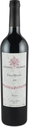 Achával Ferrer Malbec 'Finca Mirador' Mendoza 2011