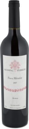 Achával Ferrer Malbec 'Finca Mirador' Mendoza 2007