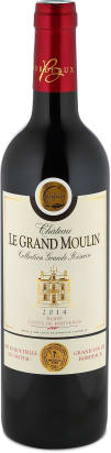 Château Le Grand Moulin 'Collection Grande Réserve' Bordeaux 2014