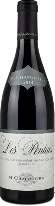 M. Chapoutier 'Les Pentues' Côtes du Rhône Villages Signargues 2014