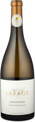 Domaine Lafage 'Centenaire' Côtes du Roussillon blanc 2015