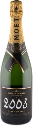 Champagne Moët & Chandon 'Grand Vintage' Brut 2008