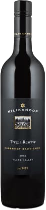 Kilikanoon Cabernet Sauvignon 'Tregea Reserve' Clare Valley 2012