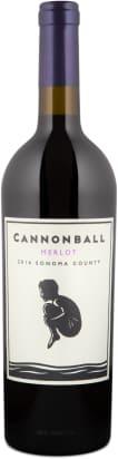 Canonball Merlot Sonoma County 2014