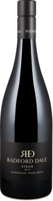 The Winery of Good Hope Radford Dale Syrah Stellenbosch 2013