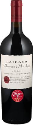 Laibach Claypot Merlot Stellenbosch 2014
