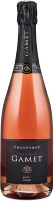 Champagne Philippe Gamet Rosé Brut