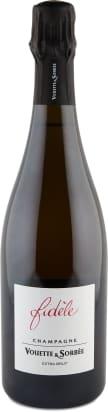 Champagne Vouette & Sorbée 'Fidèle' R11 Extra Brut
