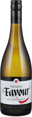 Marisco Sauvignon Blanc 'The King's Favour' Marlborough 2015