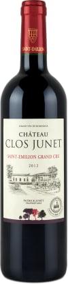 Château Clos Junet Saint-Émilion Grand Cru 2012