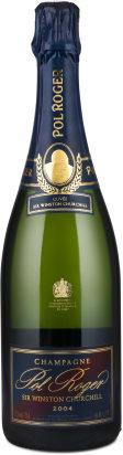 Champagne Pol Roger 'Sir Winston Churchill' 2004