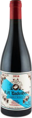 Badenhorst Family Wines 'Red Blend' 2014