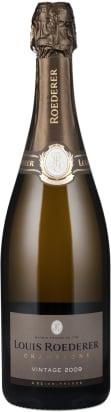 Champagne Louis Roederer Brut Vintage 2009