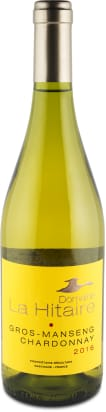 Domaine La Hitaire Gros-Manseng-Chardonnay Côtes de Gascogne 2016
