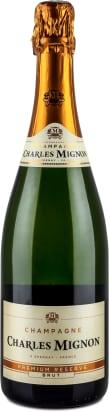 Champagne Charles Mignon 'Premium Réserve' Brut