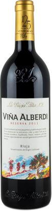 La Rioja Alta Reserva 'Viña Alberdi' 2011