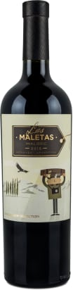 Las Maletas Malbec 'Winemaker Selection' 2016