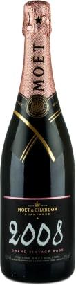 Champagne Moët & Chandon 'Grand Vintage' Rosé Brut 2008
