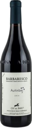 Ca'del Baio Barbaresco 'Autinbej' Piemonte 2014