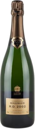 Champagne Bollinger 'R.D.' Extra Brut 2002
