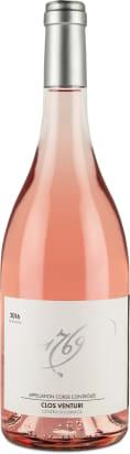 Domaine Vico Clos Venturi 'Rosé 1769' Corse 2016