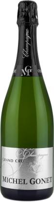 Champagne Michel Gonet 'Blanc de Blancs' Grand Cru Extra Brut 2010