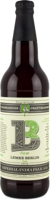 Brauerei Lemke Berlin 'Imperial India Pale Ale' - 0,66 l