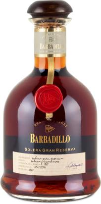 Barbadillo 'Solera Gran Reserva' Brandy de Jerez