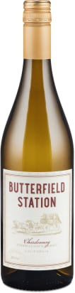 Butterfield Station Chardonnay 'Firebaugh's Ferry' California 2016