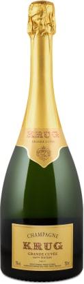 Champagne Krug 'Grande Cuvée' 164ème édition Brut
