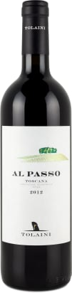 Tolaini Sangiovese - Merlot 'Al Passo' Toscana 2012