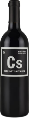 Charles Smith - Substance Cabernet Sauvignon 'Substance' 2015
