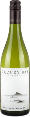 Cloudy Bay Sauvignon Blanc Marlborough 2017