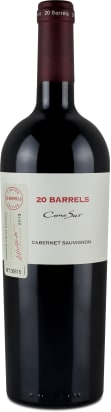 Viña Cono Sur Cabernet Sauvignon '20 Barrels' Pirque Viejo Estate Maipo 2013