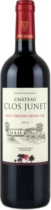 Château Clos Junet Saint-Émilion Grand Cru 2014