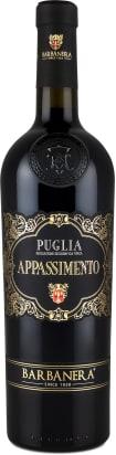 Barbanera Rosso Passito 'Appassimento' Puglia 2016