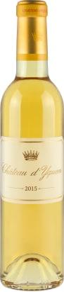 Château d'Yquem Premier Grand Cru Classé Supérieur Sauternes 2015 - 0,375l