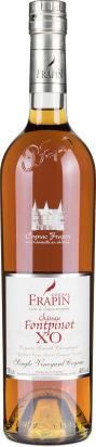 Cognac Frapin 'Château Fontpinot Grande Champagne Premier Cru de Cognac' X.O. - 0,7 l