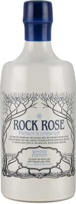 Rock Rose Premium Scottish Gin 'Winter Edition'