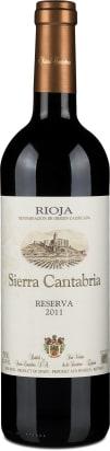 Sierra Cantabria Rioja Reserva 2011
