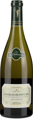 La Chablisienne 'Bougros' Chablis Grand Cru 2013