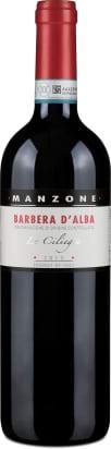 Manzone Barbera d'Alba 'Le Ciliegie' Piemonte 2015