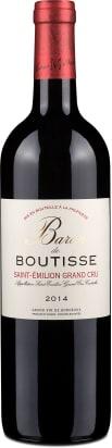 Château Boutisse 'Baron de Boutisse' Saint-Émilion Grand Cru 2014