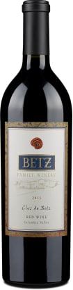 Betz Family Wines 'Clos de Betz' Columbia Valley Washington 2013