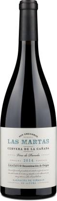 Bodega San Gregorio Garnacha Vino de Parcela 'Las Martas' 2014